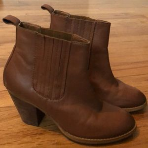 Abound Leather booties